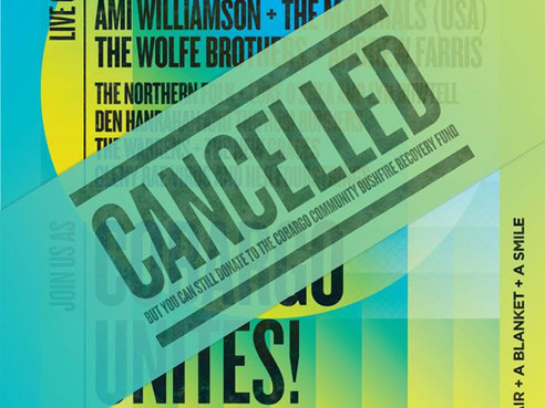 CANCELLED: COBARGO UNITES May 3rd
