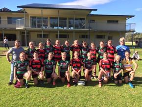 Batemans Bay Girls U/14 Girls Rugby