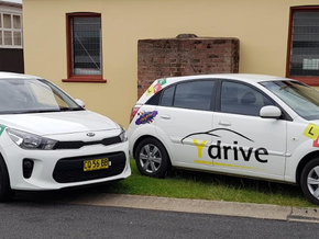 Mentors are Ydrive's driving force
