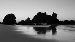 Gold-Jeanette Robben-Camel Rock at Sunri