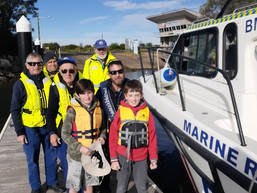 Good result from Mossy boating rescue