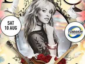 Dreams Fleetwood Mac & Stevie Nicks Tribute Show at Tomakin Sports & Social Club Aug 10th