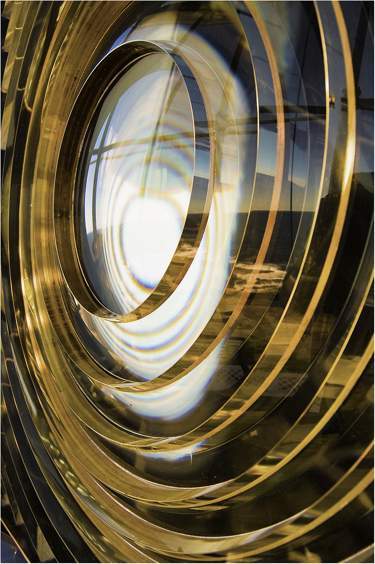 Lighthouse Lens- Brian Gunter