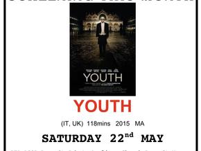 Moruya Community Film Group presents: Youth