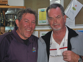 Michael Kermode: Tuross Head stableford winner
