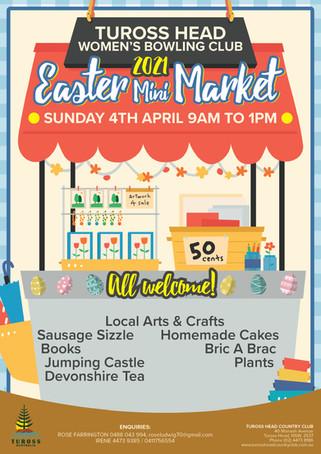 Tuross Mini Market Easter Sunday