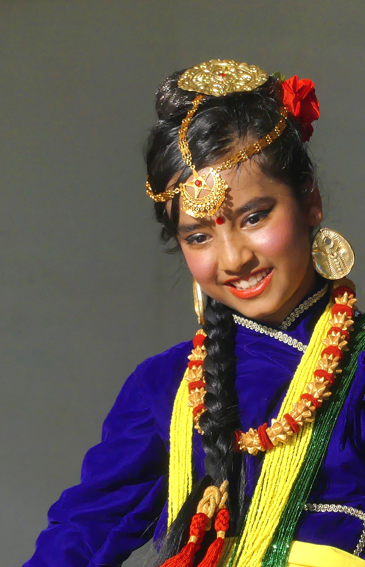 Nepalese Dancer