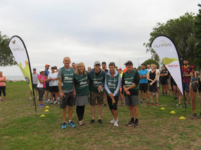 Batemans Bay parkrun # 43 - Feb 25th