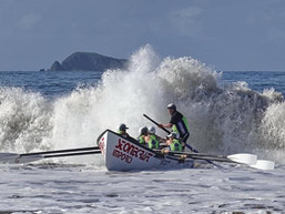 Long Beach hosts Australian Surf Boat Championship