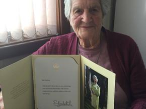 Moruya's Jessie Pollock celebrates 101
