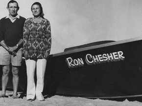 Vale: Ronald Clarence Chesher OAM