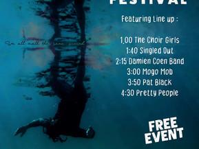 Mogo Festival April 17th 1pm to 6pm