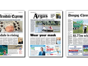 Will the Moruya Examiner ever return