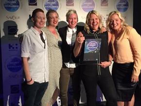 Sams Pizzeria takes out national award