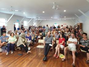Durras Community Agrees On Urgent Actions Needed For Bushfire Protection
