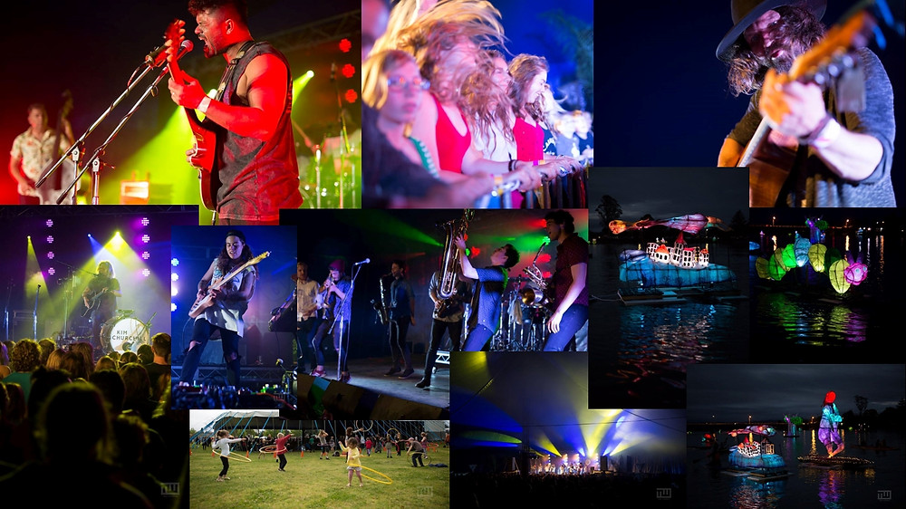 Festival photos by Toby Whitlaw