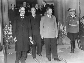 A review: Appeasing Hitler: Chamberlain, Churchill and The Road to War