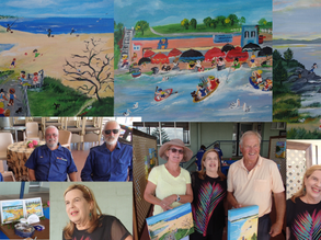 South Coast Summer exhibition a fabulous fundraiser in Tuross