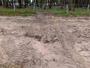 Moruya Pony Club vandalism