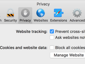 Privacy and you