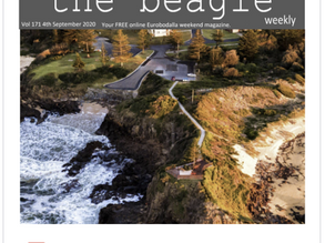 Beagle Weekender of September 4th 2020
