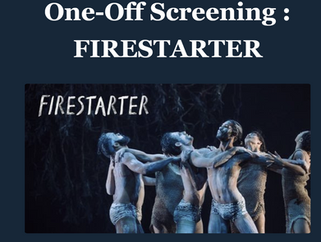 Narooma Kinema presents: Firestarter