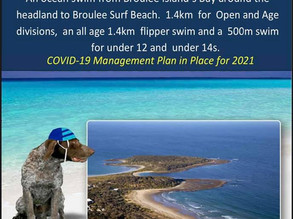 2021 Hotondo Bay To Breakers Ocean Swim