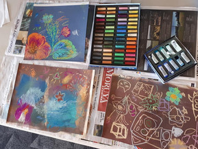 Sth Coast Pastel Exhibition At the Surf Club & Great Free Kids Activities From 22 Jan to 29th Ja