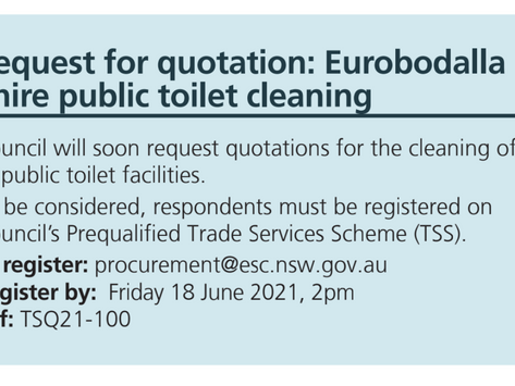 "Council ""cops a flogging"" on social media over Public Toilet conditions."