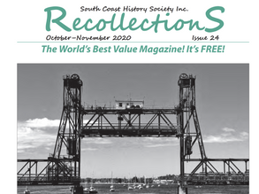 'Recollections' October/November 2020 – Not To Be Missed