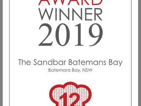 The Sandbar: AGFG award winner 2019