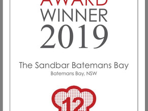 The Sandbar: AGFG award winner 2019