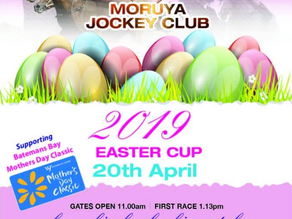 Moruya Jockey Club book launch and race day at Moruya this Easter Saturday