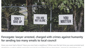 Fencegate: All the Council President's men … lose their ludicrous lawsuit