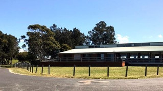 New shed for Kyla Oval