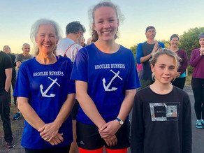 Broulee Runners Wed June 19th 2019