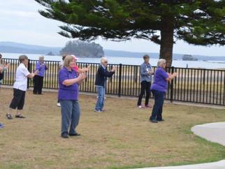 Corrigans Beach Tai Chi For Arthritis