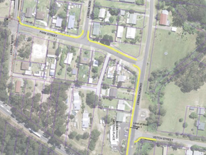 New Mogo footpath for residents