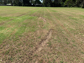 Broulee oval closed for repair