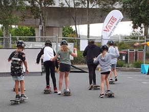 Free holiday skateboarding workshops