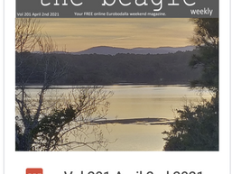 Beagle Weekender of April 2nd 2021 OUT NOW