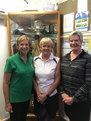 Tuross Head Ladies Golf - Results 23 February