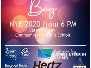 'LIGHT UP THE BAY' –  THE SHOW MUST GO ON