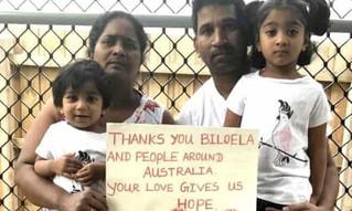 Home To Bilo vigil in Eurobodalla