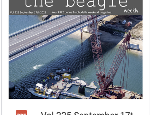Beagle Weekender of September 17th 2021 OUT NOW