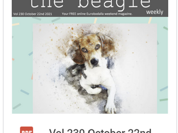 Beagle Weekender of October 22nd 2021 OUT NOW