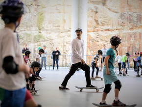Get on board Bay skate sessions Friday 12 to Monday 15 February
