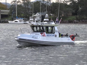 New $400,000 rescue vessel bolsters South Coast boating safety