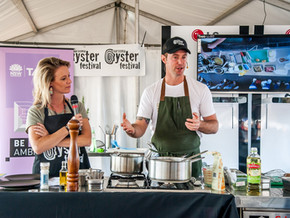 The 2021 Narooma Oyster Festival is going to be huge