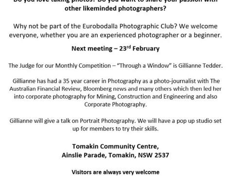 Eurobodalla Photographers